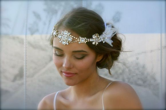 45 Of The Most Unique Bridal Headpieces