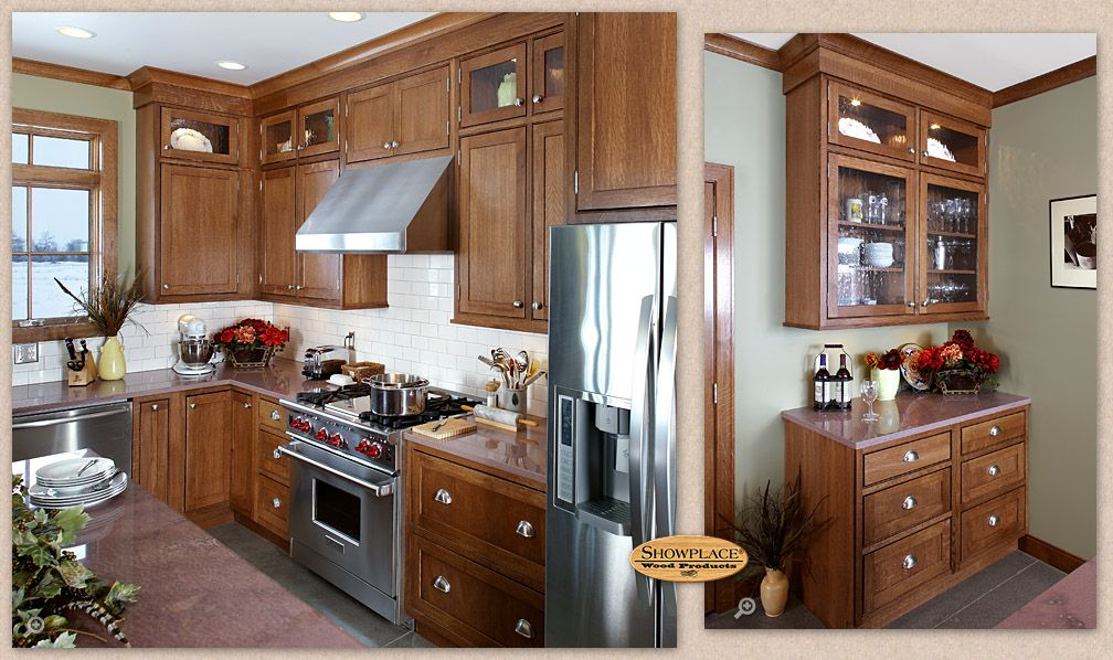 kitchen backsplashes images pin by showplace cabinetry on authentic prairie heritage 12905