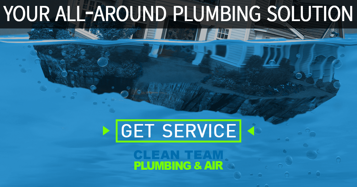 Never underestimate the power of a leak. Call Clean Team Plumbing for all your plumbing issues. #home #plumbing #leak