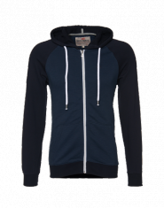 QS BY S.OLIVER Sweatjacke navy