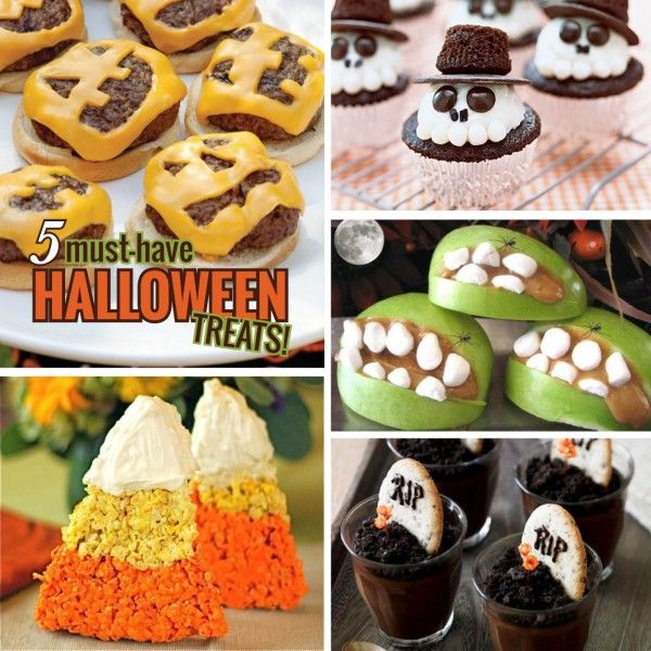 Exceptional Halloween Party Dinner Ideas Part - 2: Great Plates: Halloween Party Food Ideas!