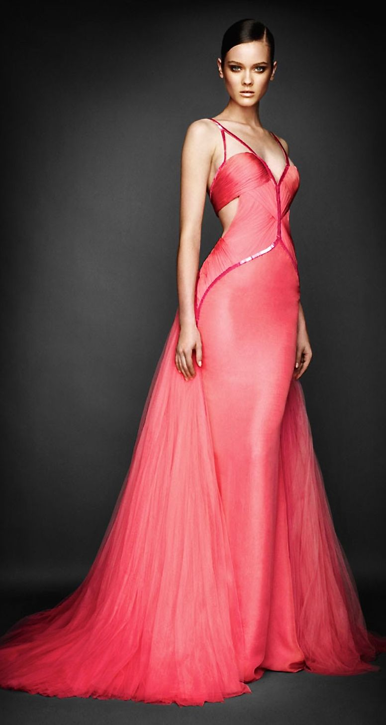 Versace | All Dolled Up... | Pinterest | Vestidos de fiesta, Alto y ...