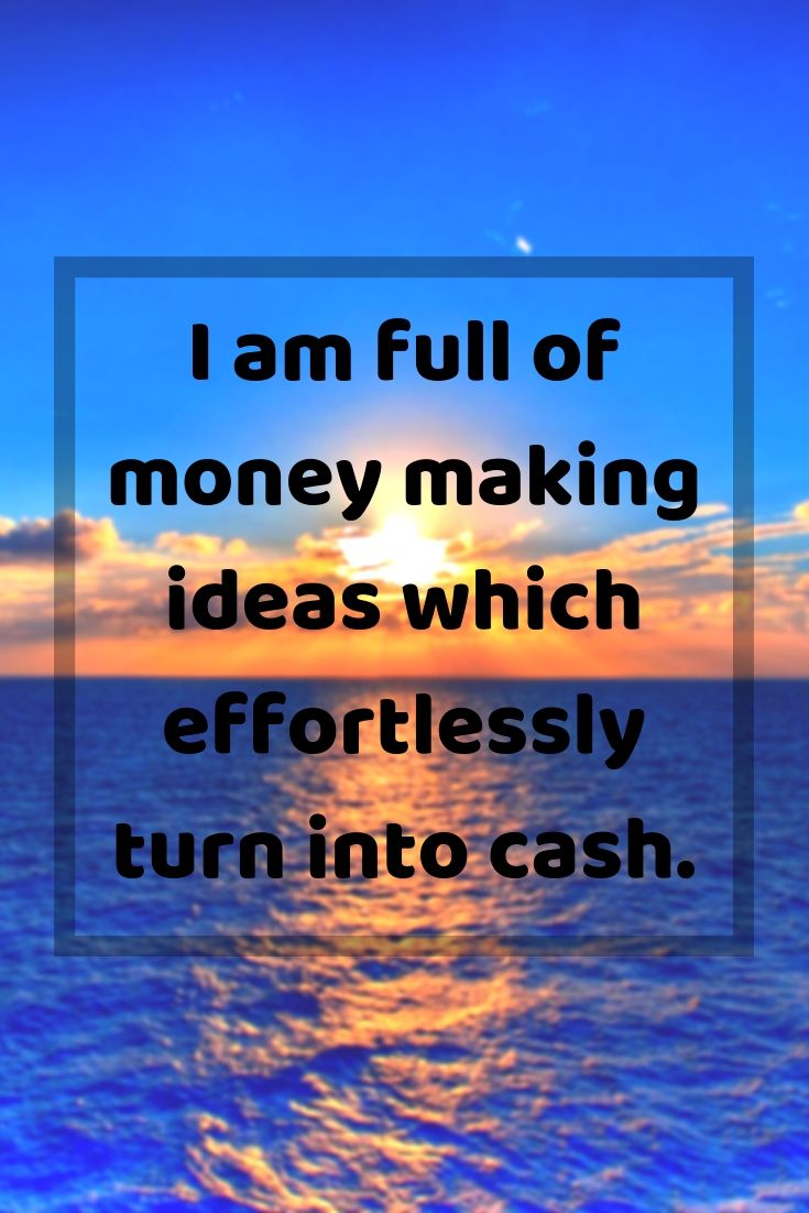 How to manifest money law of attraction law of
