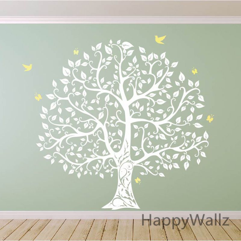 Dessin arbre sur mur recherche google art made home for Dessin mur