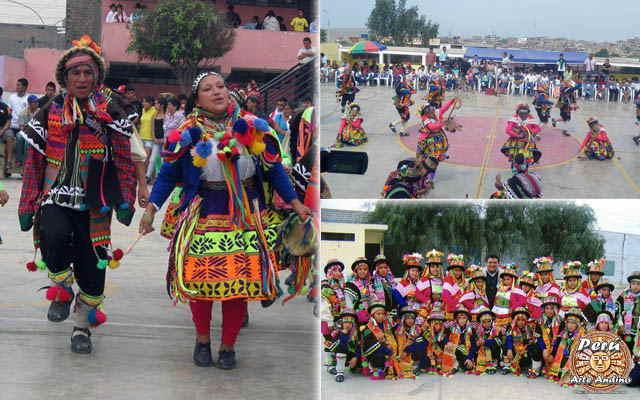 Danza Señalacuy De Parccora Ayacucho Reseña Histórica Danza Dia Del Animal Danzas