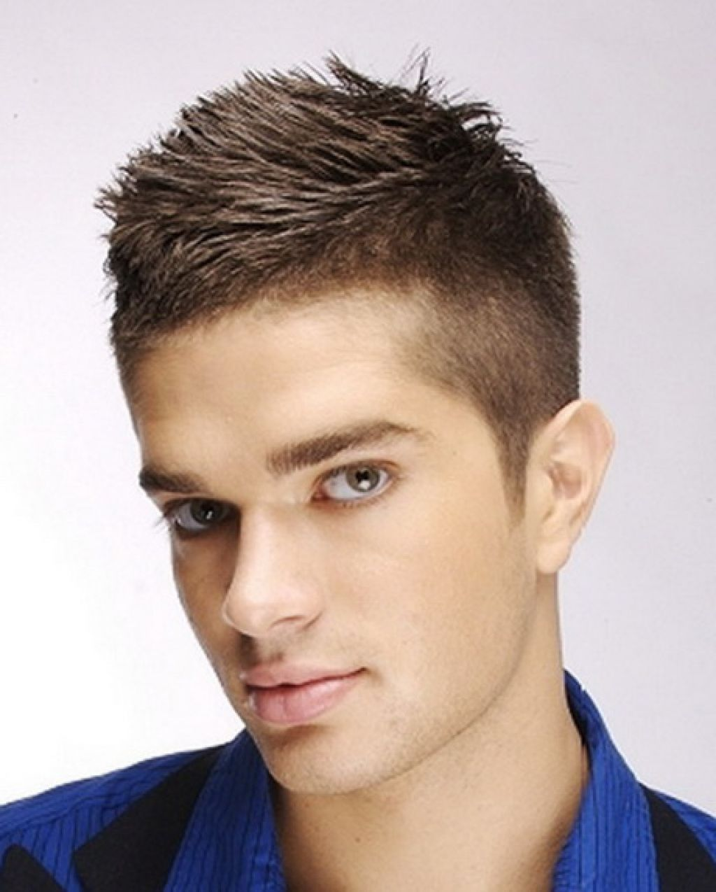 Cool Hairstyles For Men With Short Hair Easy Styling , Using A