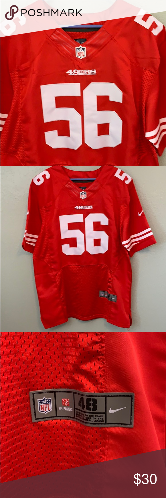 sf49ers jersey