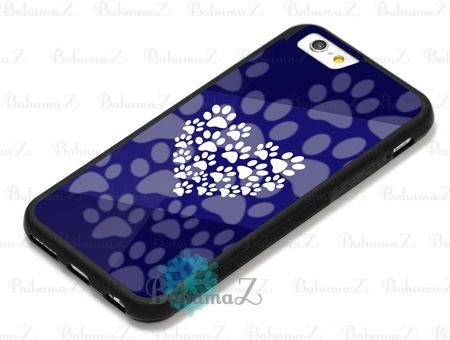 Heart Paw iPhone 6 Case Cover