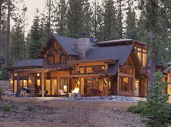 Martis Camp Home Exterior Architecture In 2018 Pinterest House