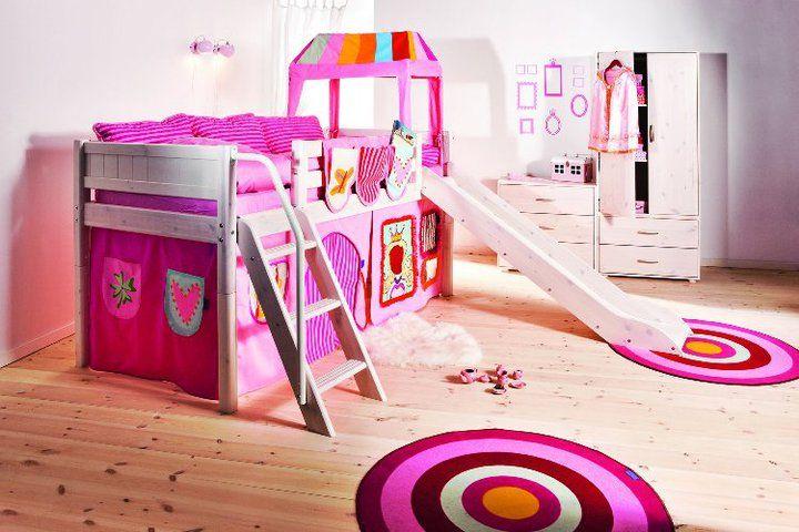 Flexa Halfhoogslaper Disney.Flexa Princess Castle Bed Violet Marie Flexa Bed Kids Furniture