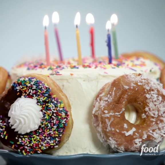 6 Fun, Quick And Easy Cake Decorating Ideas