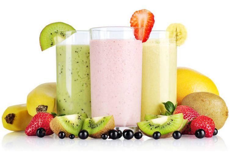 ¡Desayuno completo en un smoothie! Recetas que contienen buenas dosis de vegetales y frutas para comenzar tu día: http://www.sal.pr/?p=84448