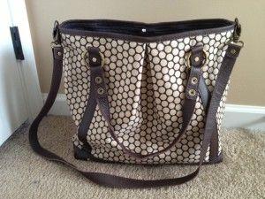 Mia Bossi Emma Bag Giveaway!