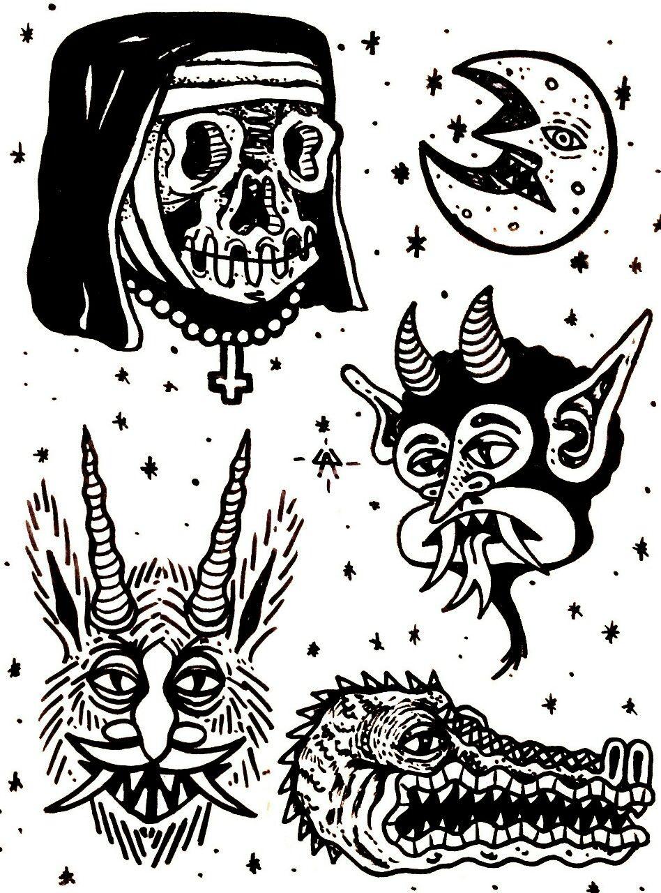 Bocetos De Tatuajes Tradicionales pin de chelsea andersen en btoy | arte del tatuaje