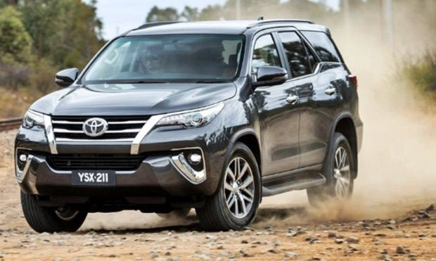 2020 toyota fortuner facelift toyota dealership review