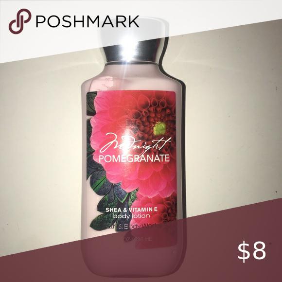 Bath & Body Works Midnight Pomegranate