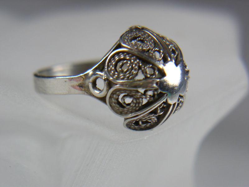 Imago Artis Srebro Proba 3 Kopulka Filigran 5941540080 Oficjalne Archiwum Allegro Jewelry Arty Polish Jewelry
