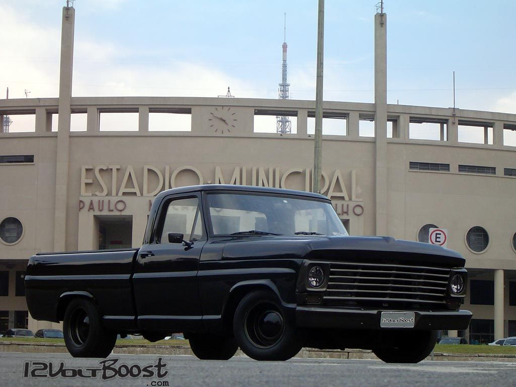 Ford f 100 look 1967 usa car tuning