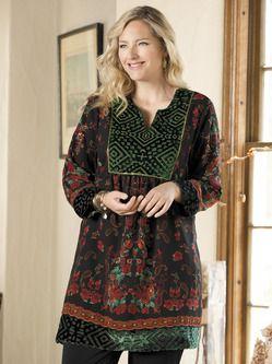 Buy Ulla Popken Tunics for Women Online | FASHIOLA.co.uk