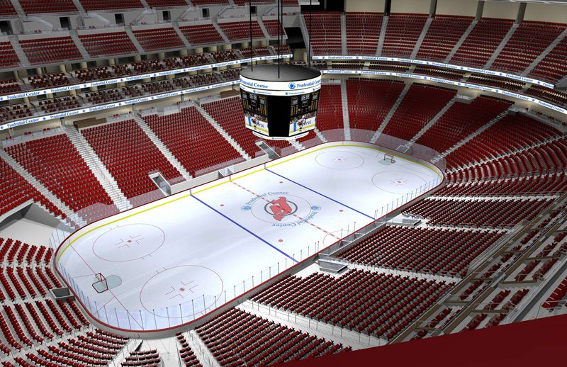 Newjersey Devils Arena Places I Have Been Pinterest