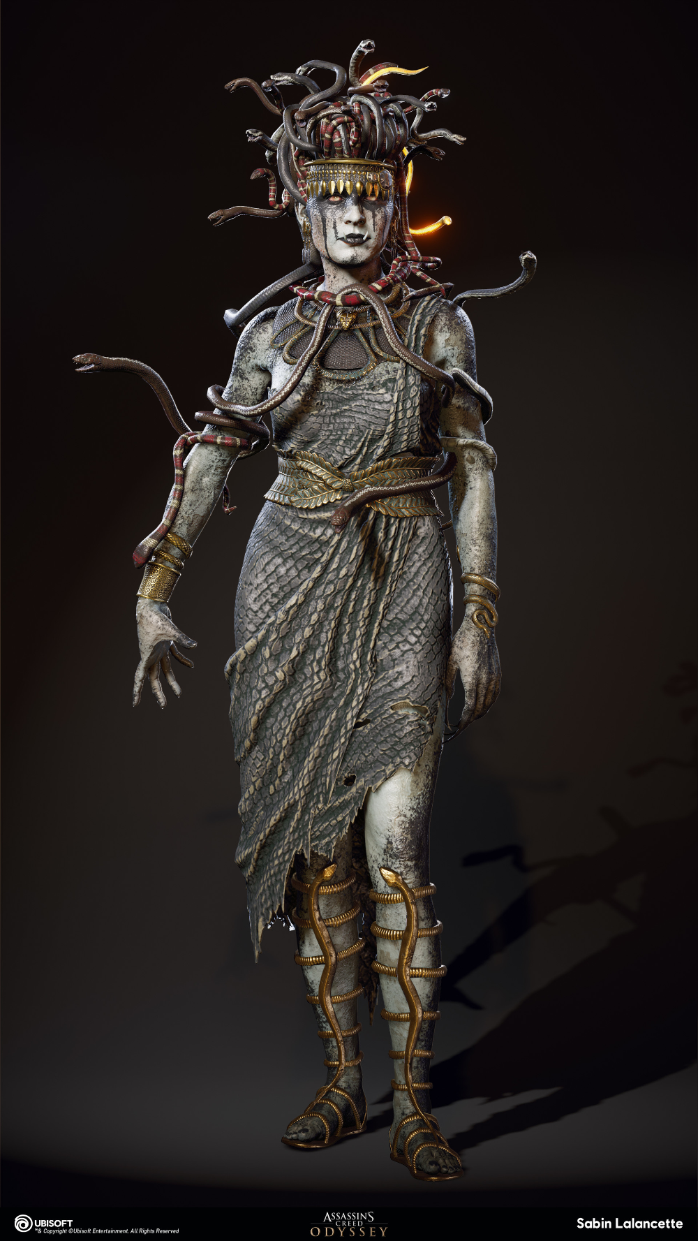 Assassin's Creed Odyssey Petrified Temple And Medusa Guide