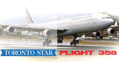 flygcforum com ✈ AIR FRANCE FLIGHT 358 ✈ Flight 358