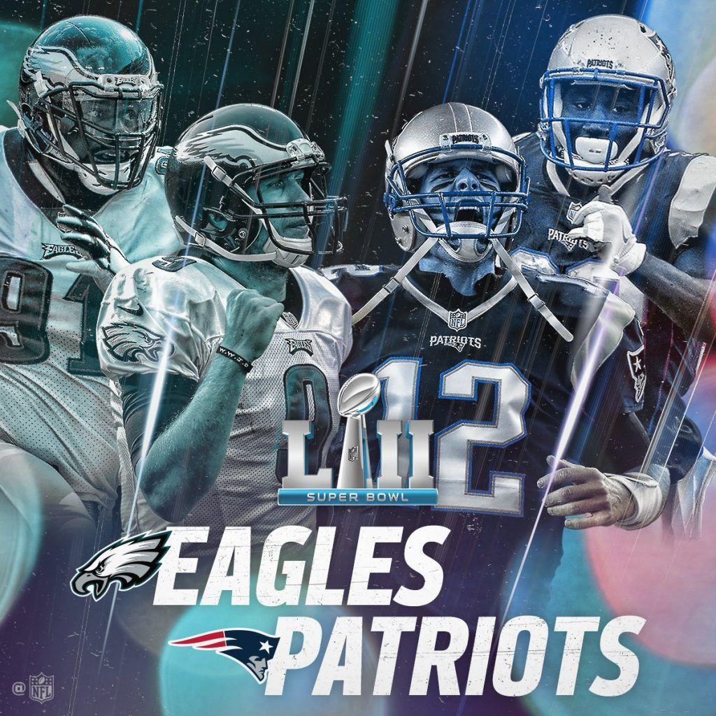 Watch Game 2018 Eagles vs Patriots Super Bowl Live 2018