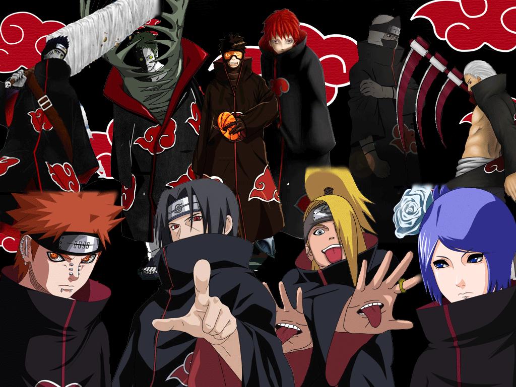 Pics Photos Naruto Akatsuki Hd Wallpaper Desktop Com Imagens