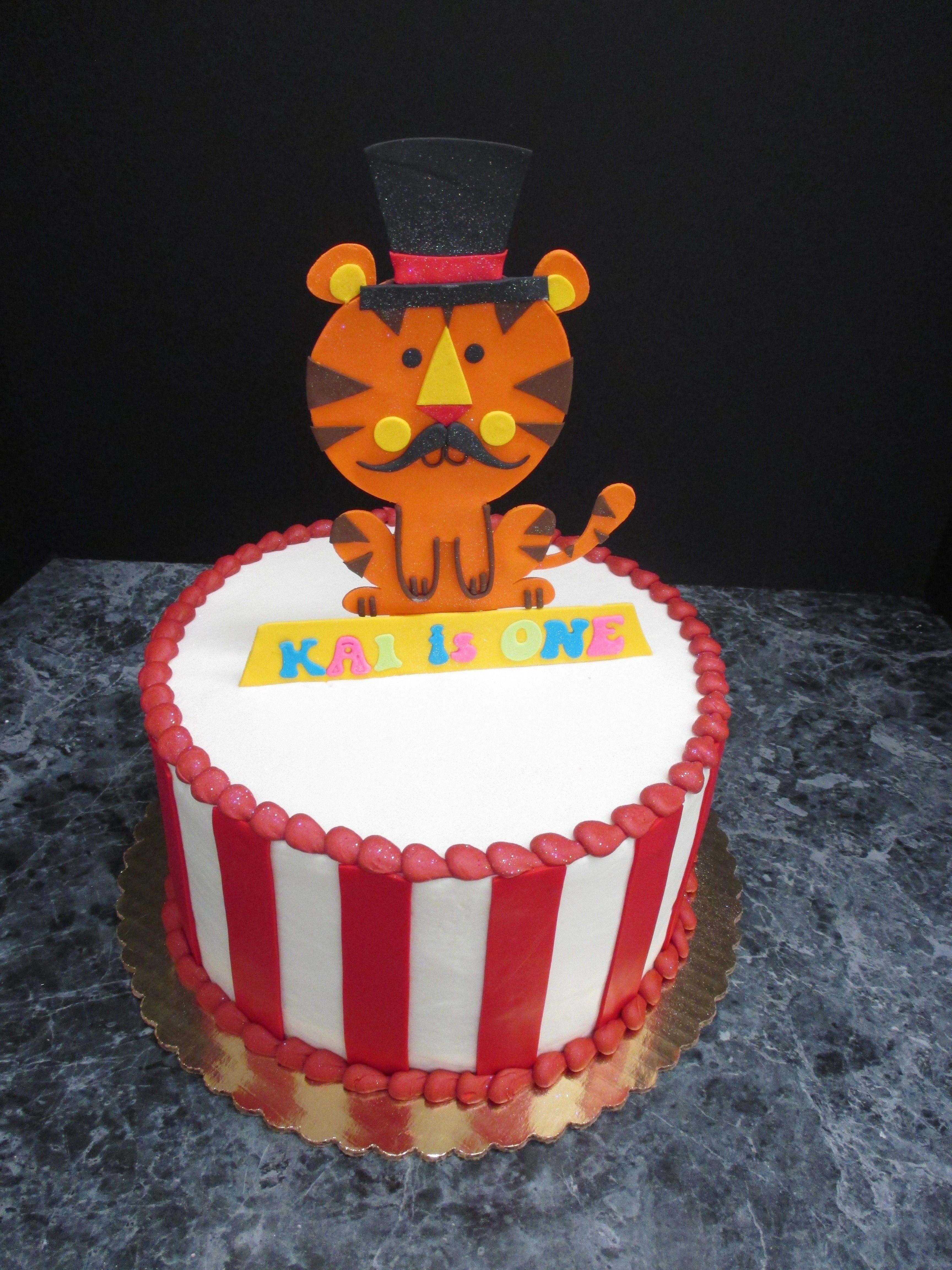 Circus Birthday Cake Lancaster Pa Oregon Dairy Bake Shoppe Time