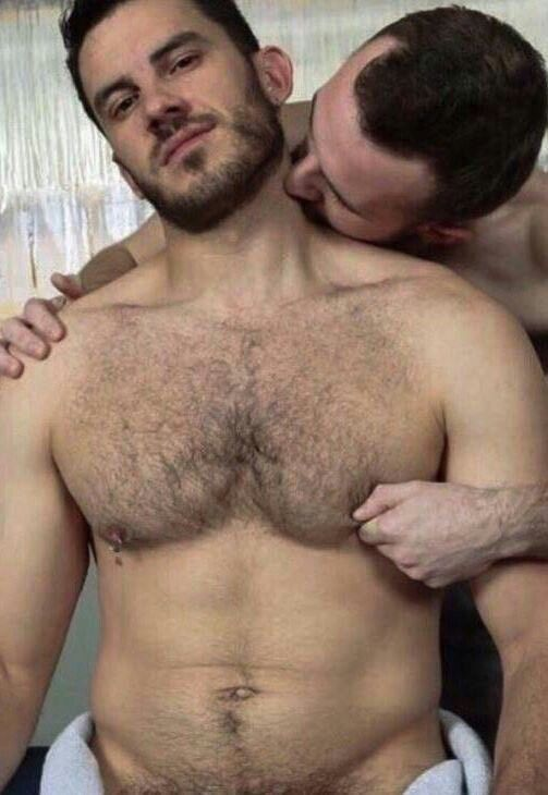 500 Followers, Man In Love, Gay Couple, Poilus, Hairy Men, Bear