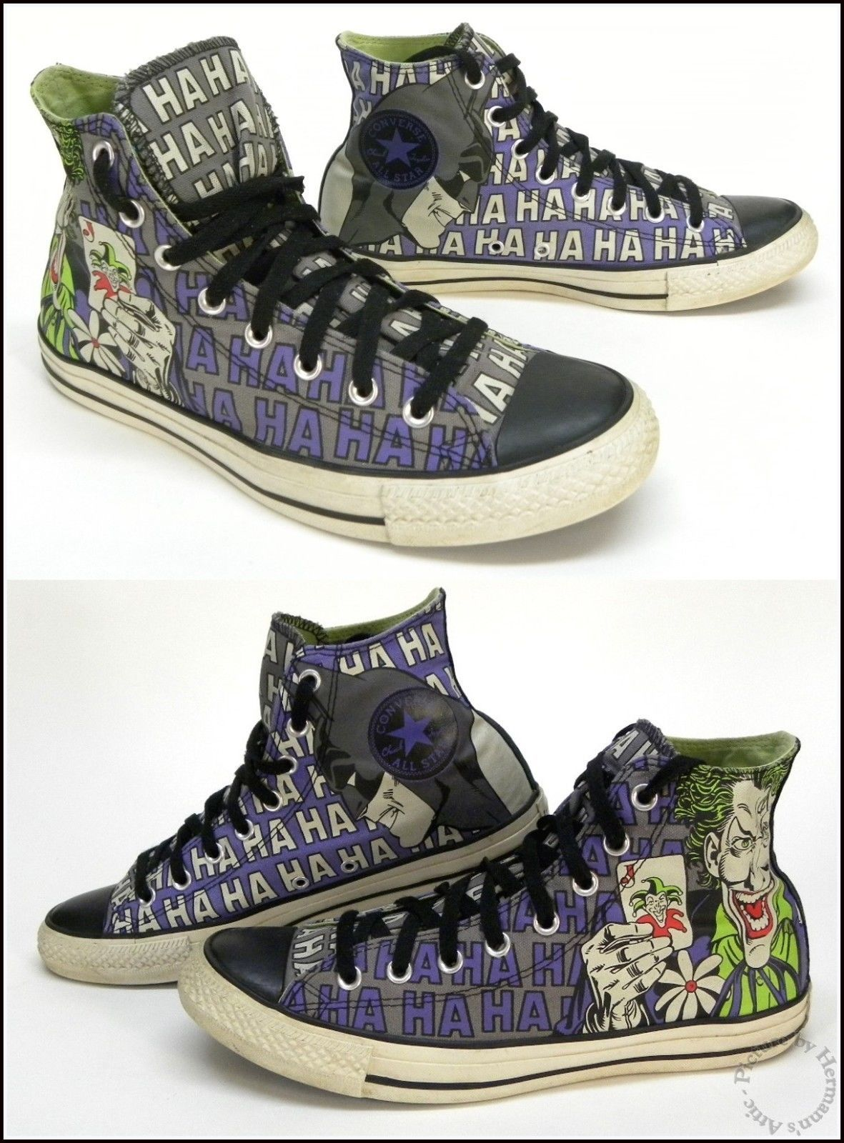 DC Comics x Converse Chuck Taylor All Star Fall 2014