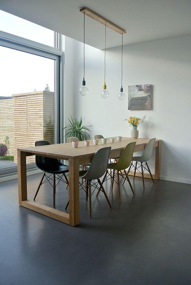 Un lugar principal de la casa: El comedor | DSGN tables | Pinterest ...