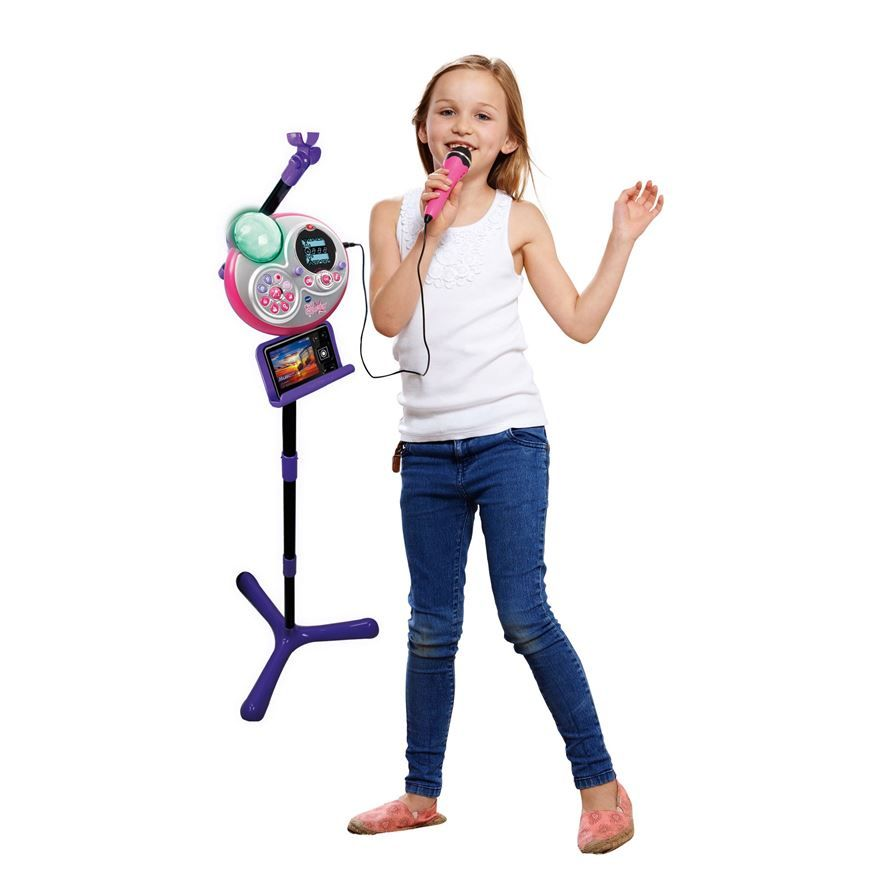 Vtech Kidi Super Star Mic Image 0 Our Favorite Toys Pinterest