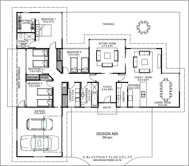 Google Image Result For Http Xicai Me Wp Content Uploads 2019 04 T Shaped House Floor Plans H Shaped Ranch Ho Ranch House Plans How To Plan House Floor Plans