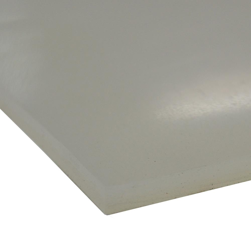 Rubber Cal Silicone 1 16 In X 36 In X 12 In Translucent Commercial Grade 60a Rubber Sheet 20 119 0062 36 012 The Home Depot In 2020 Transparent Silicone Translucent Translucent Silicone