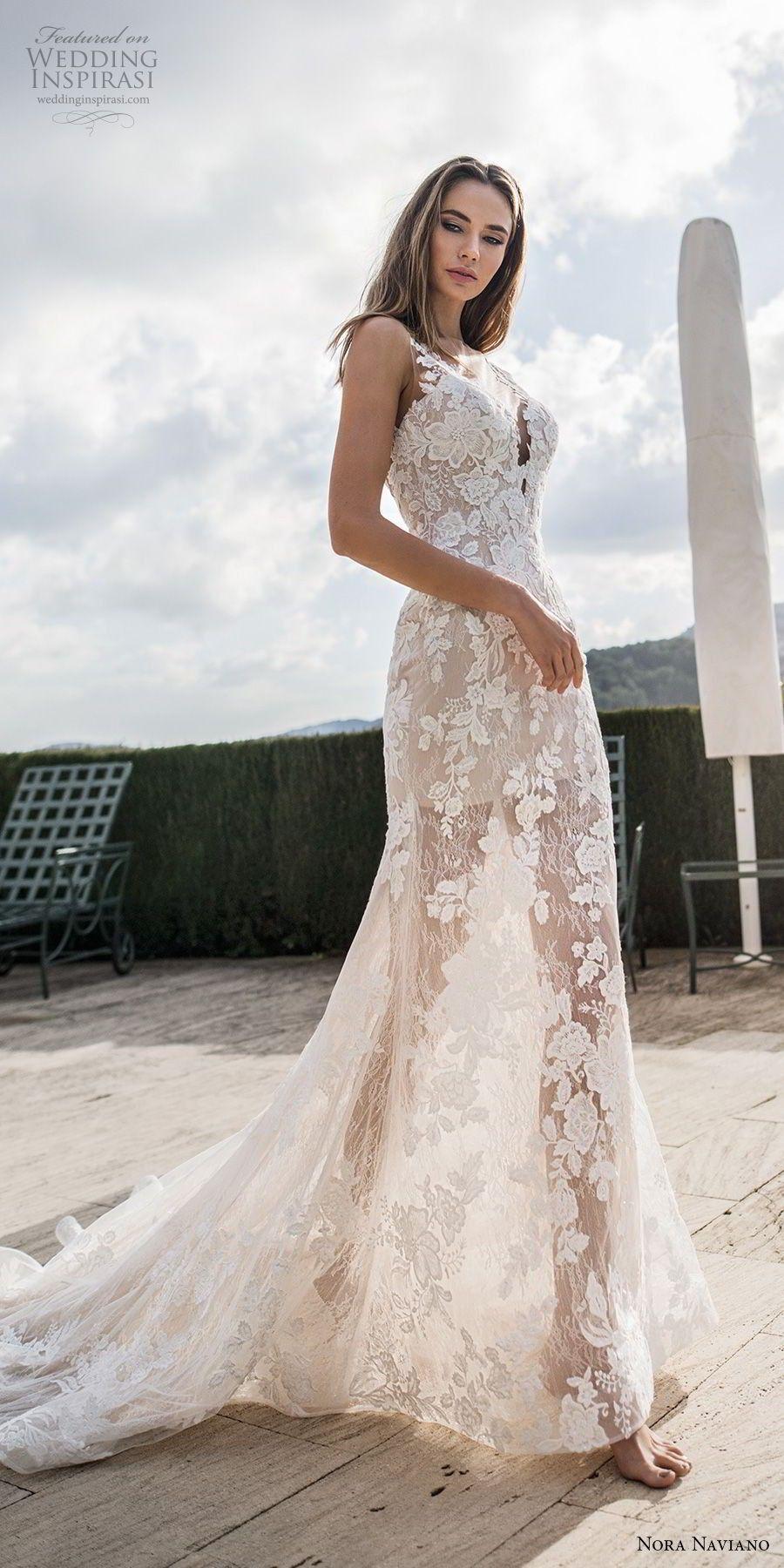 Nora Naviano 2019 Brautkleider | Kleid hochzeit ...