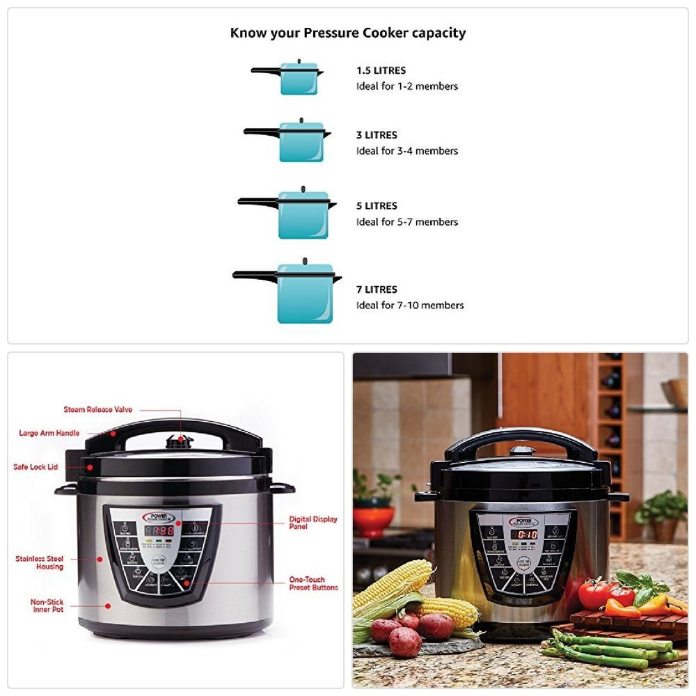 Pressure cooker ideas pressurecookerideas pressurecooker power
