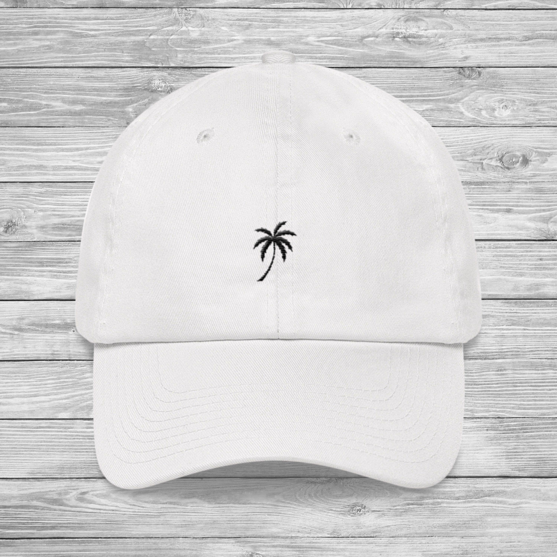 Palm Tree Baseball Hat Women S Baseball Cap Cute Etsy Cute Baseball Hats Baseball Hats Summer Hats