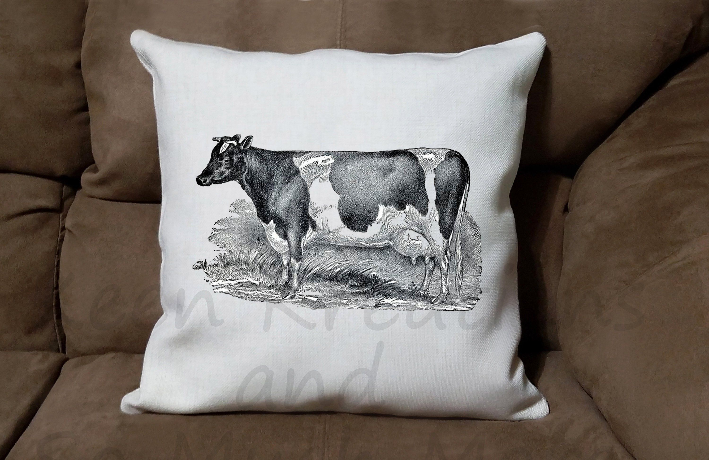 Farmhouse decor kitchen decor rustic throw pillow