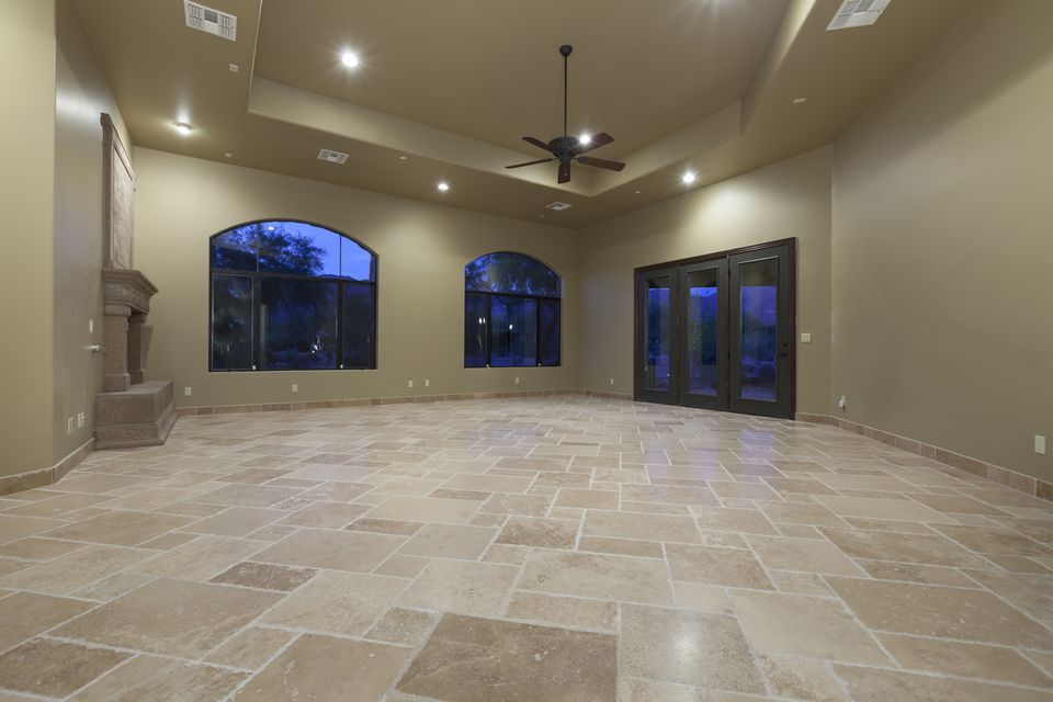 How To Clean Travertine Flooring Httpsthesprucecleaning