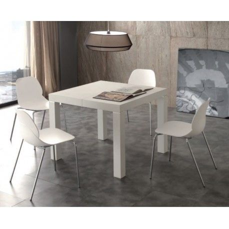 Tavolo quadrato allungabile art. aladin | Tavolo quadrato ...
