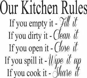 Should be our rules! ; )