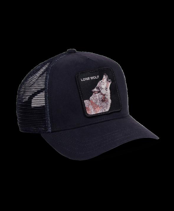 Goorin Bros. Wolf Trucker cap  ba83da9aa36