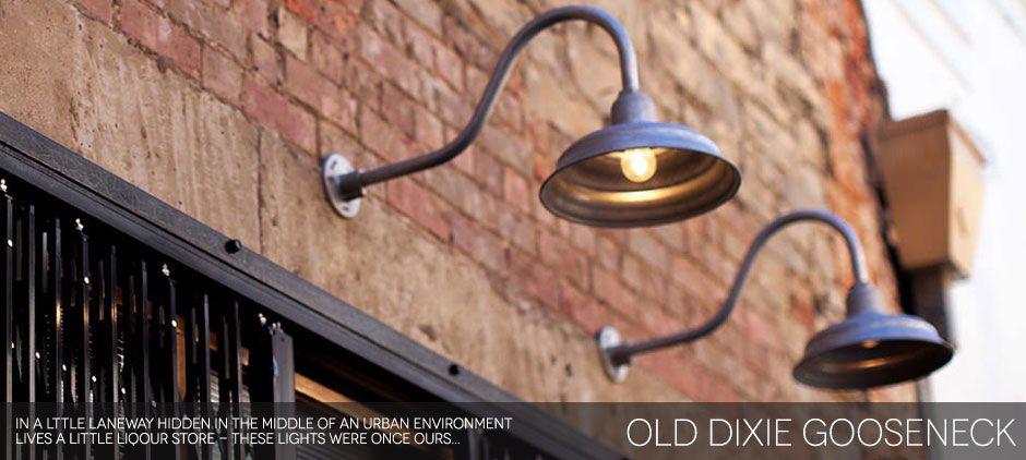Barn Light Australia Exterior Wall