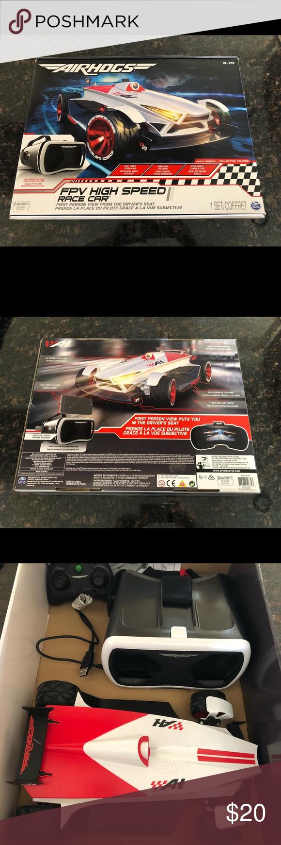 Airhogs Fpv Remote Control Race Car In 2018 My Posh Closet