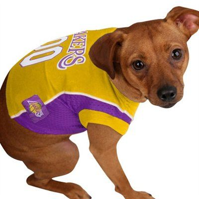 lakers dog apparel cheap buy online