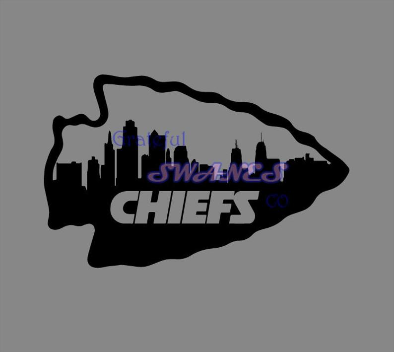 Kansas City Chiefs Clipartchiefs Footballkansas City Svg Etsy Kansas City Chiefs Kansas City Chiefs Craft Kansas City