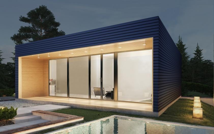 Escorpio f bungalows de entramado ligero micro arq - Www donacasa es ...