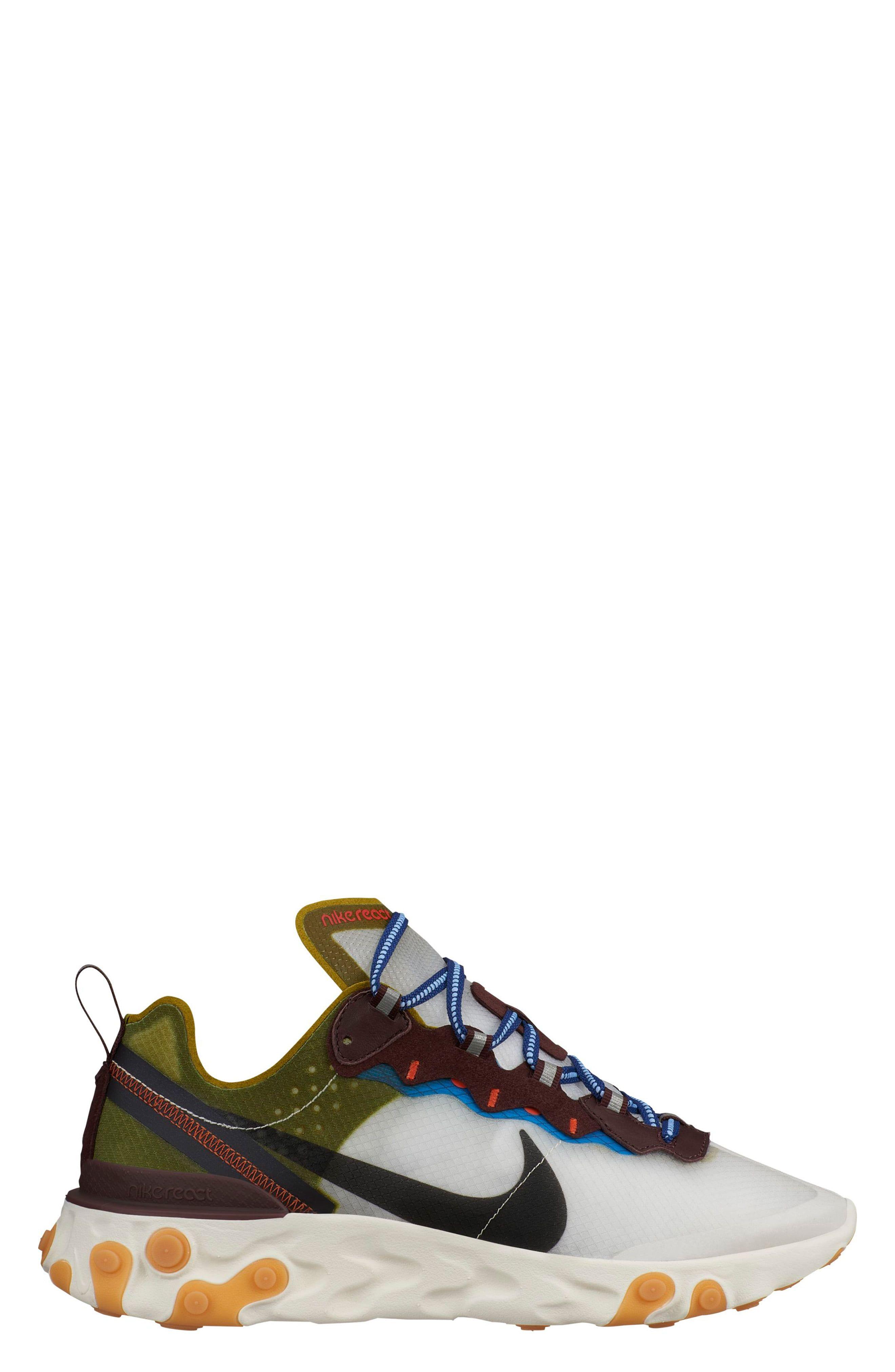 Nike React Element 87 Sneaker, Size 12