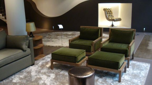 Marie's Corner - Carmel Armchair